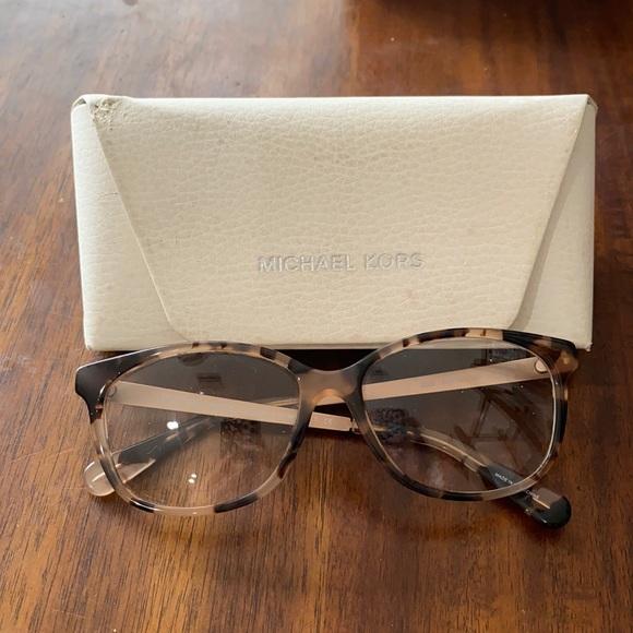 Michael Kors Pink Ambroise Glasses